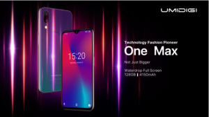 UMIDIGI one Max price in Bangladesh