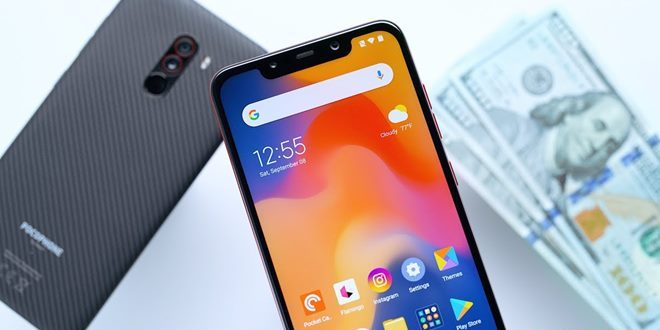 Xiaomi Pocophone F1 Price in Bangladesh and full specification