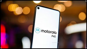 Motorola P40 Price in Bangladesh and full specification