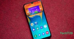 Samsung Galaxy A30 images by Techt20