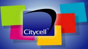 Citycell logo by techt20.com