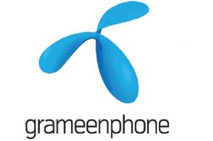 Grameenphone logo by techt20.com