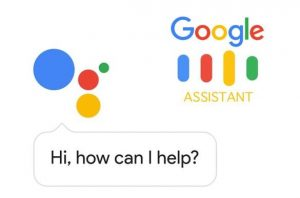 Google assistant by TechT20