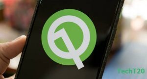 Android Q image