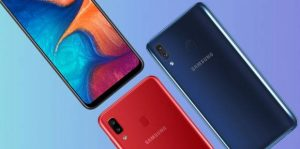 Samsung Galaxy A20 images