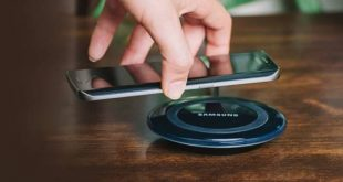 Wireless charging image
